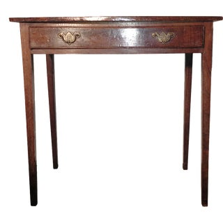 Early 19th-C. English Side Table