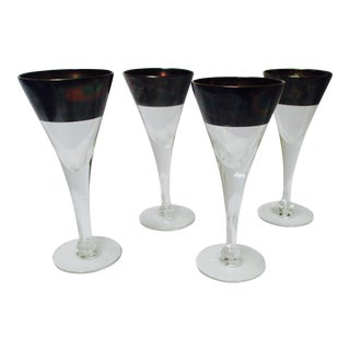 Dorothy Thorpe Petite Cordial Glasses - Set of 4