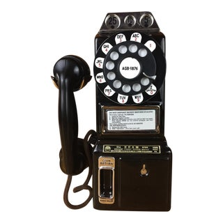 Vintage Jim Beam Payphone Decanter