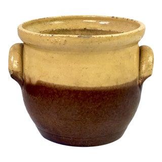 French Mid Century Ceramic Pot