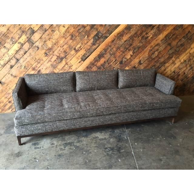 Mid-Century-Style Custom Sofa - Image 3 of 6