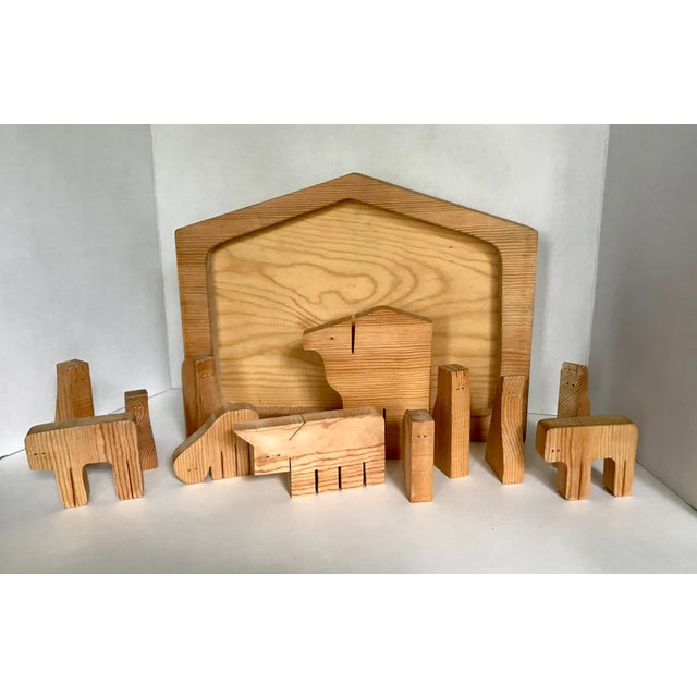 Handmade Wooden Puzzle - Image 3 of 3