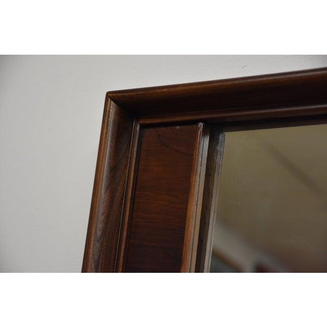 Image of Kent Coffey Perspecta Rosewood Mirror