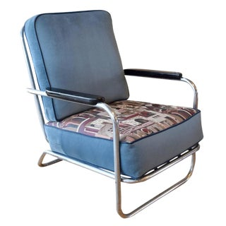American Mid-Century Lounge Chair