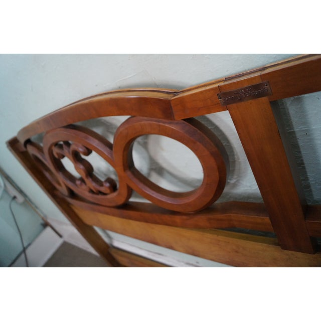 Widdicomb French Style King Size Headboard - Image 10 of 10