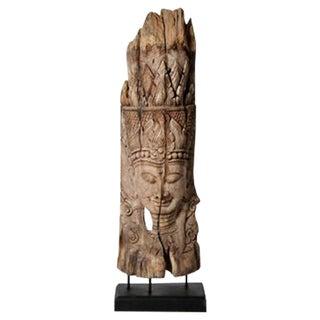 Cambodian Apsara Statue