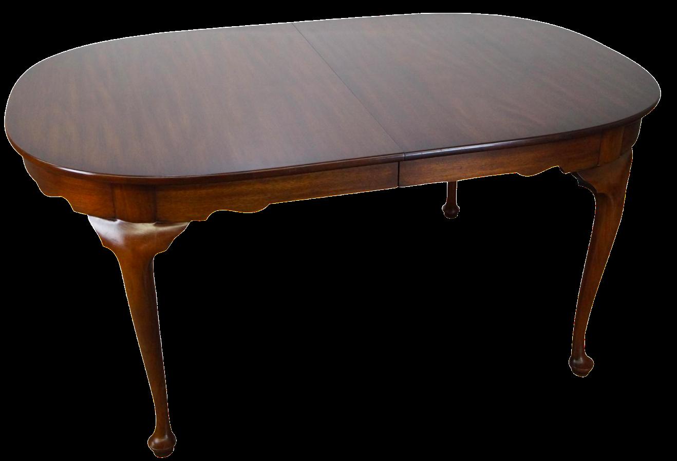 Wonderful Henkel Harris Mahogany Dining Table