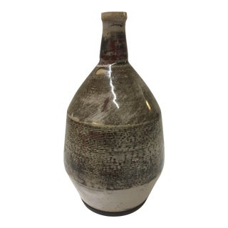 Vintage Hand Thrown Vase