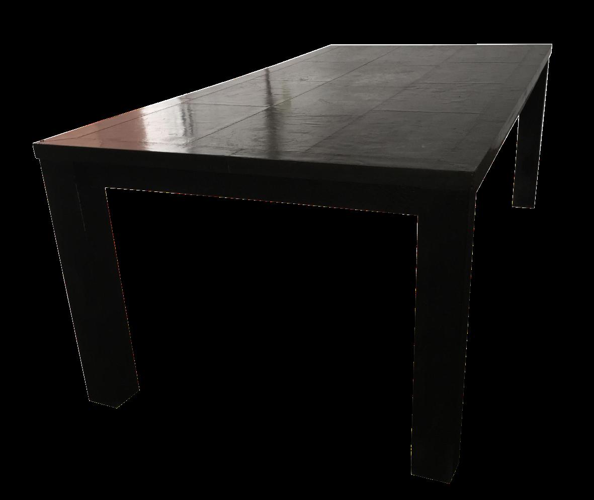 Gunmetal Restoration Hardware Dining Table Chairish : fb8886bf bfe6 4529 b550 cfec1a38bdd9aspectfitampwidth640ampheight640 from www.chairish.com size 640 x 640 jpeg 18kB