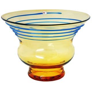 Rare - 1985 Blenko Bowl