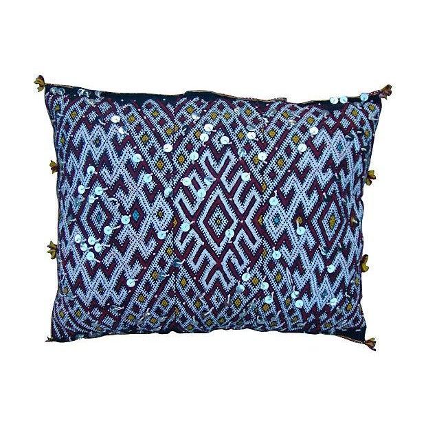 Image of Diamonds & X Moroccan Berber Sham