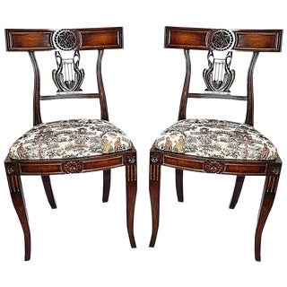 Provencal Chairs, Circa 1890s - Pair
