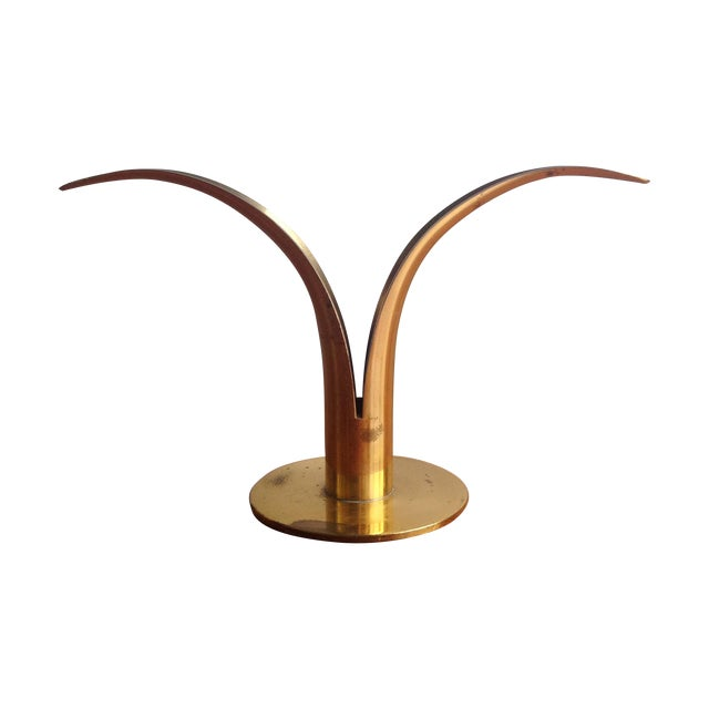 Single Ystad-Metall Candle Holder - Image 1 of 6