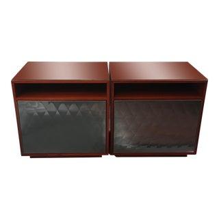 Vintage Used Brown Side Tables Chairish
