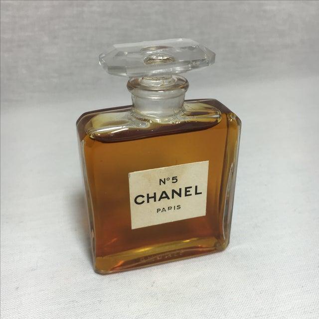 Vintage Chanel No 5 Paris Perfume Bottle - Image 3 of 4