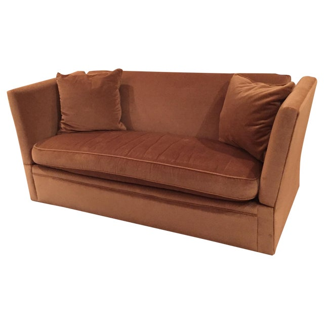 Image of Edward Ferrel & Lewis Mittman Rachet Arm Sofa