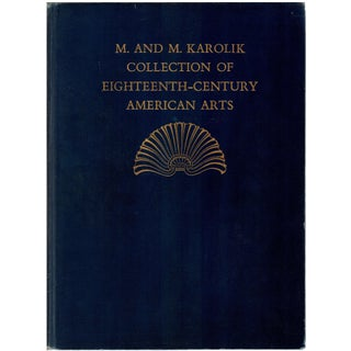 18th-Century American Arts Book