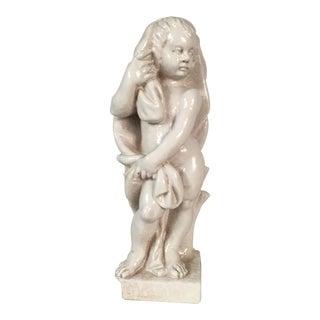 Italian Terra Cotta Statue