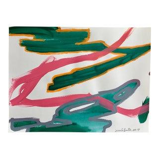 """No. 10"" Original Painting by Jessalin Beutler"