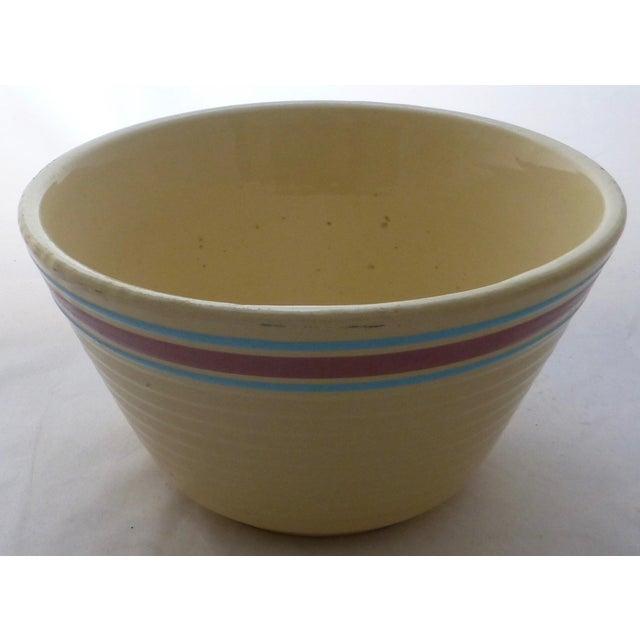 Antique Watt Nesting Mixing Bowls - Set of 5 - Image 3 of 9