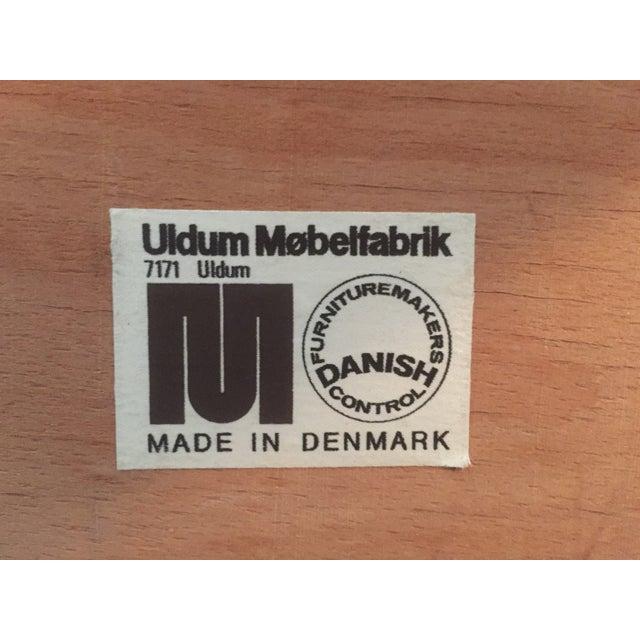 2 Mid-Century Danish Chairs -Mobelfabrik - Image 4 of 8