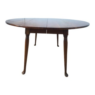 Traditional American Solid Cherry Table