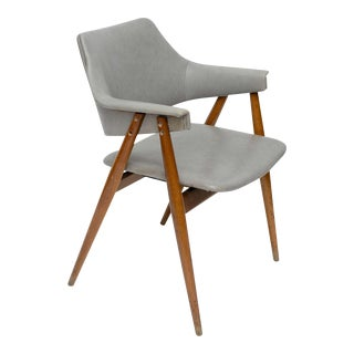 Wooden MCM chair attributed to Paul McCobb 1950