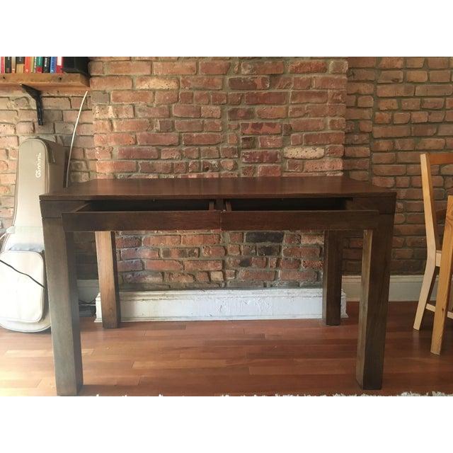 West Elm Parsons Desk Chairish