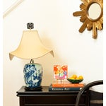 Image of 'Fierce' Acrylic Lamp Finial