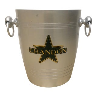 French Chandon Champagne Bucket