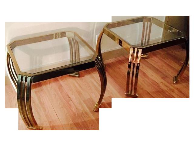 vintage & used karl springer furniture & lighting