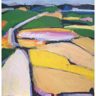 Landscape #4 Painting by Heidi Lanino