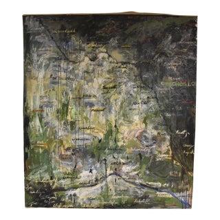 Impressionist Topographic German Painting