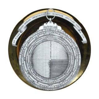 Piero Fornasetti Astrolabe Plate #12