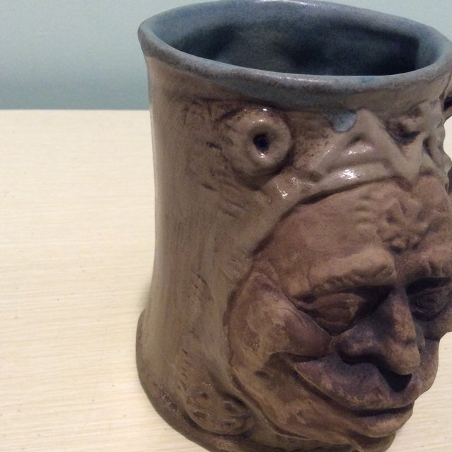 1970s Earthy Creature Coffee Mug - Image 8 of 11