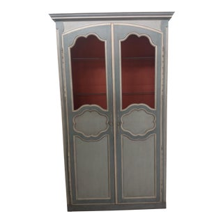 Baker French Provincial Hutch