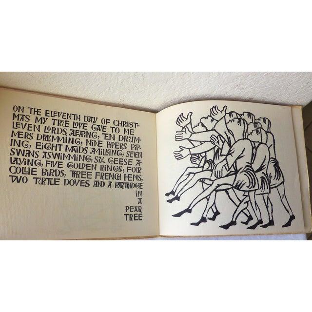 Ben Shahn: Two Vintage Christmas Books - Image 7 of 11