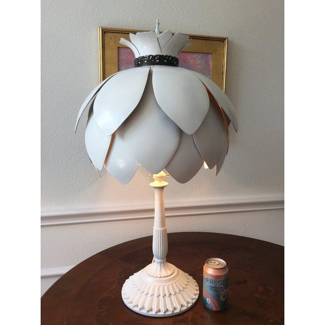 Mid-Century Artichoke Lamps - A Pair - Image 7 of 7