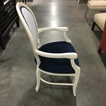 Image of Century Frame Accent Chairs - Pair