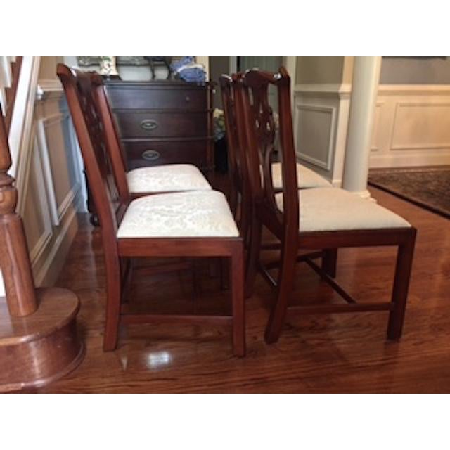 Henkel Harris Side Chairs - Set of 4 - Image 8 of 10