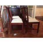 Image of Henkel Harris Side Chairs - Set of 4