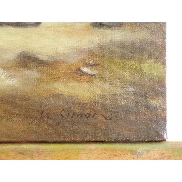 """La Days"" Oil Painting - Image 6 of 8"