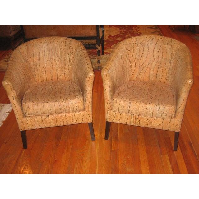 Image of Designer Cork Side Chair