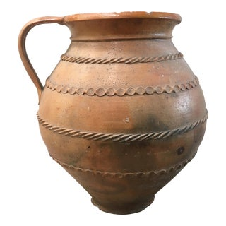 European Ceramic Pot