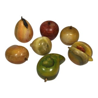 Stone Fruit - Set of 7