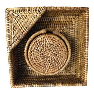 Woven Table Accessories- Set of 12