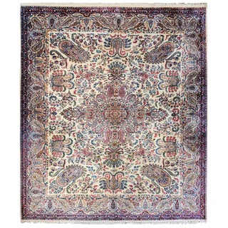 Beautiful Early 20th Century Kirman Rug