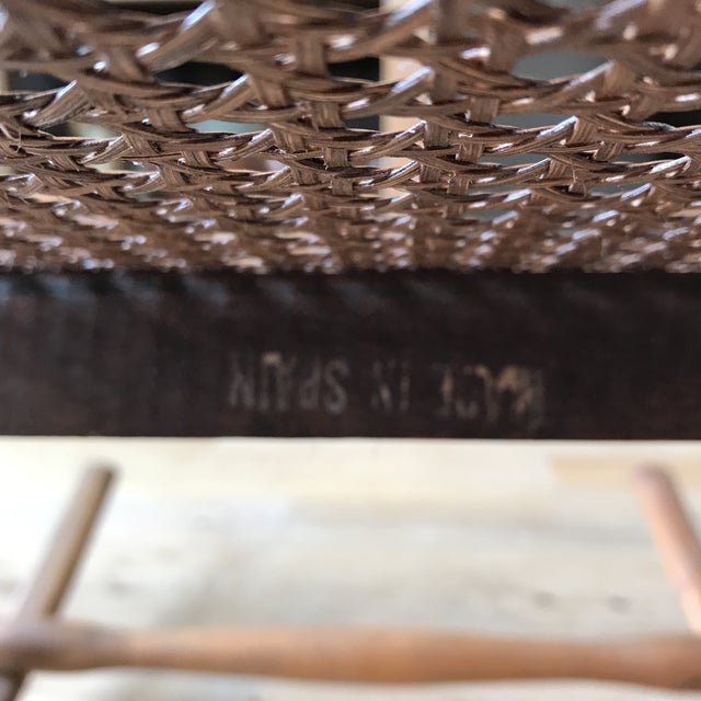 Spanish Bentwood Rocking Chair Rocker - Image 9 of 10