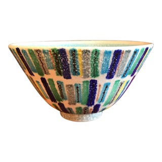 Raymor Italy Ceramic Bowl