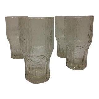 Littala Ultima Brutalist Cocktail Glasses - Set of 4